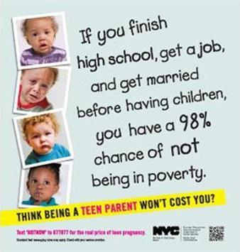 Public Shaming On The Nyc Teen Pregnancy Prevention