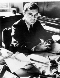 Erving Goffman © Unknown | asanet.org