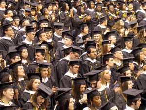 Pittsburgh University Commencement © 2007 Kit | Wikimedia Commons