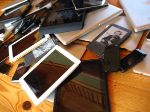 Pile of electronic devices © 2011 Keith | Flickr.com