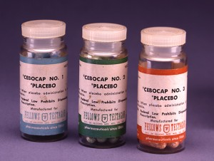 Prescription placebos used in research and practice. © Elaine and Arthur Shapiro | National Institutes of Health