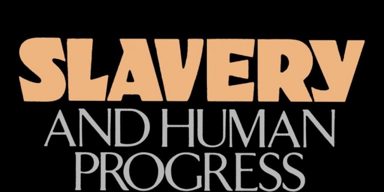 Book cover of Slavery and Human Progress by David Brion Davis © 1986 Oxford University Press | Amazon.com