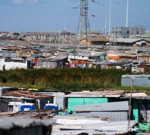A view of the township of Khayelitsha just outside of Cape Town, South Africa. © No Lands Too Foreign | Flickr