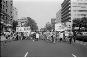 Women's liberation march from Farrugut Square to Layfette Park, 1970 © Warren K. Leffler | Library of Congress
