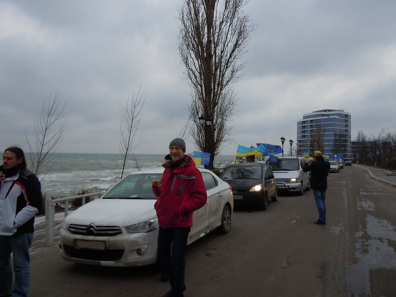 Driving schools of Dnipropetrovsk: a selection of sites