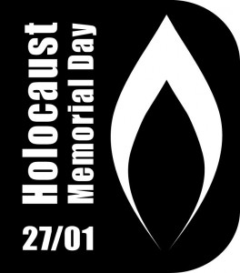 Official Holocaust Memorial Day logo © HMDT | Wikimedia Commons