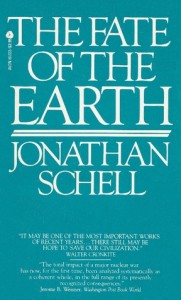 Book cover of The Fate of the Earth by Jonathan Schell © Knopf | Amazon.com