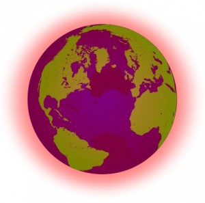 Global warming icon © Jackl | Wikimedia Commons