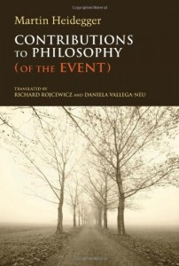 Book cover of Contributions to Philosophy © Indiana University Press | Amazon.com