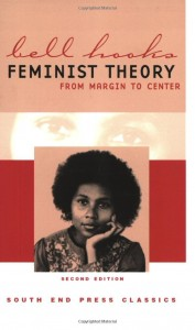 Book cover of Feminist Theory: From Margin to Center by Bell Hooks © South End Press | Amazon.com