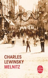 Book cover of Melnitz by Charles Lewinsky © Le Livre de Poche | Amazon.fr