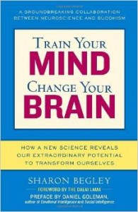 Book cover of Train Your Mind, Change Your Brain © Ballantine | Amazon.com