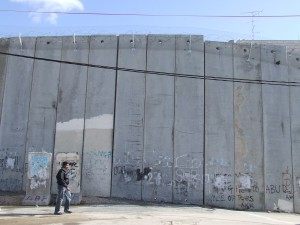 The Israeli dividing wall © Bilal Randeree | Flickr