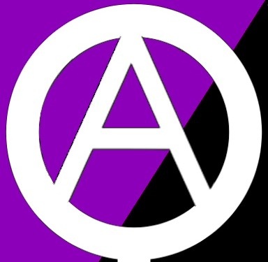 Symbol of the Anarcha-Feminist movement © Property is Robbery | RevLeft.com
