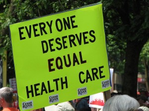 Equal Health Care © seiuhealthcare775nw | Flickr