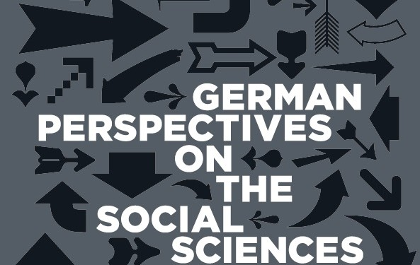 "Front cover of the special issue of Social Research ""German Perspectives on the Social Sciences"" © Social Research 