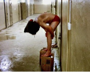 Abu Ghraib prisoner abuse © U.S. Military