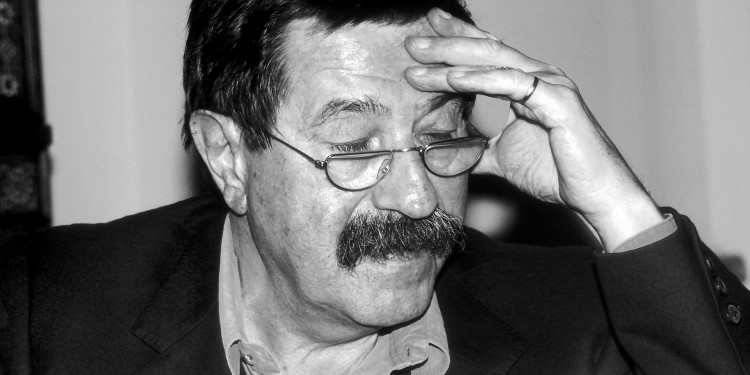 Günter Grass © Elisa Cabot | Flickr
