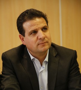 Ayman Odeh, Israeli Arab lawyer and leader of The Joint List. © Anan Maalouf | OTRS