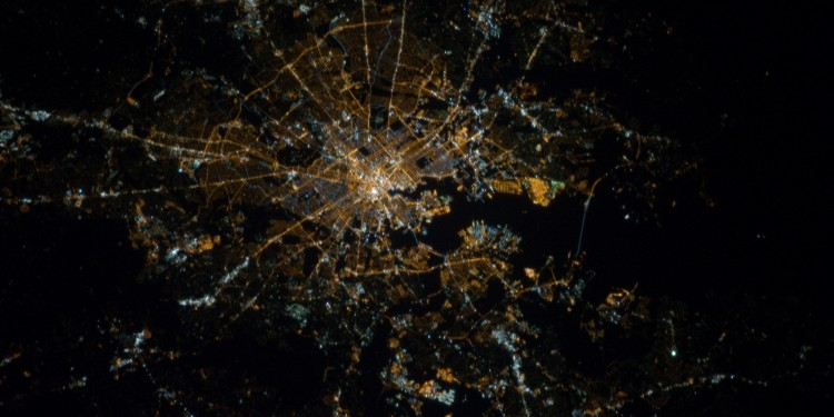 Baltimore from space © NASA's Marshall Space Flight Center | Flickr