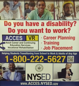 NYSED disability campaign subway advertisement (full size) © Zachary Sunderman | Courtesy of the photographer