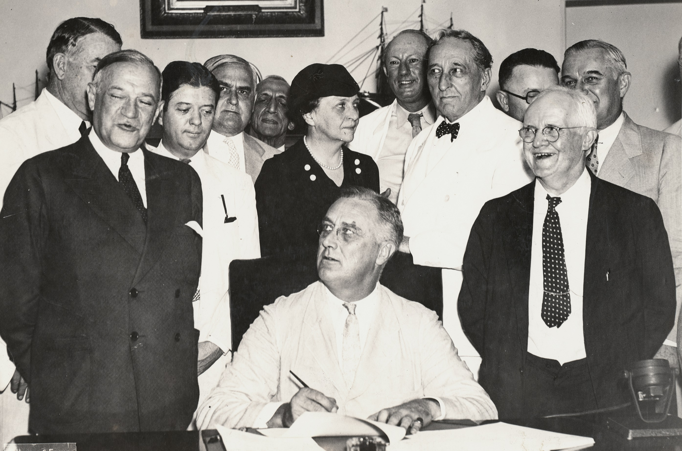 Social Security Administration 1935