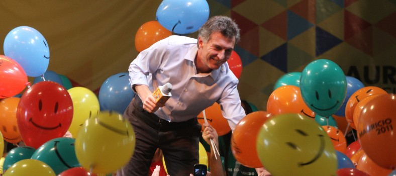 Will Macri stay in touch with the people? © Mauricio Macri | Flickr