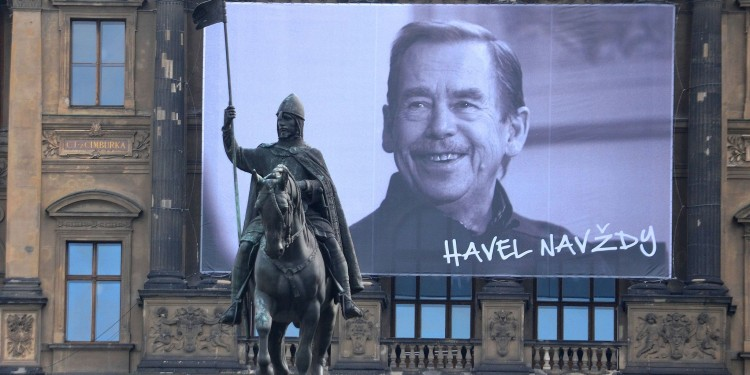 """Havel Forever,"" 2014 © David Sedlecký 