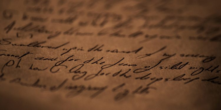 Writing © OuadiO | Flickr
