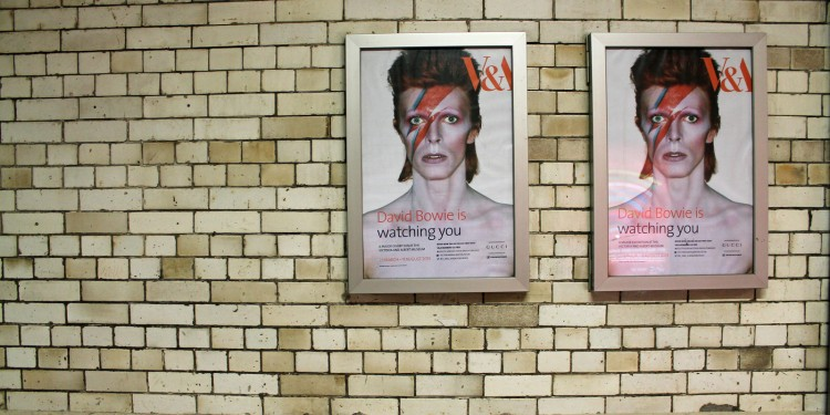 Bowie is Watching You © Sarah Stierch | Flickr