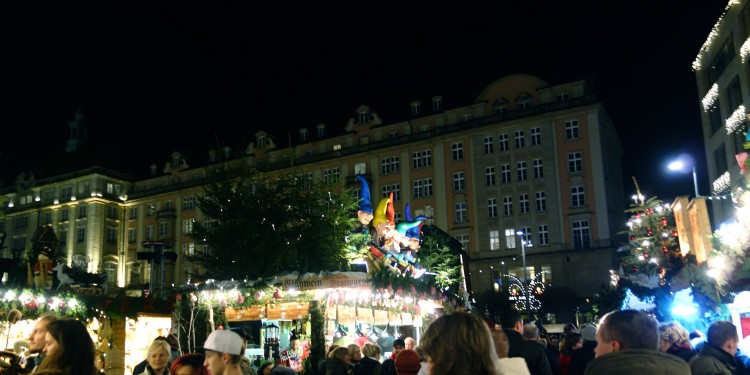 Dresden's 581-year-old Stiezelmarkt © Marina Kaneti | Courtesy of the author