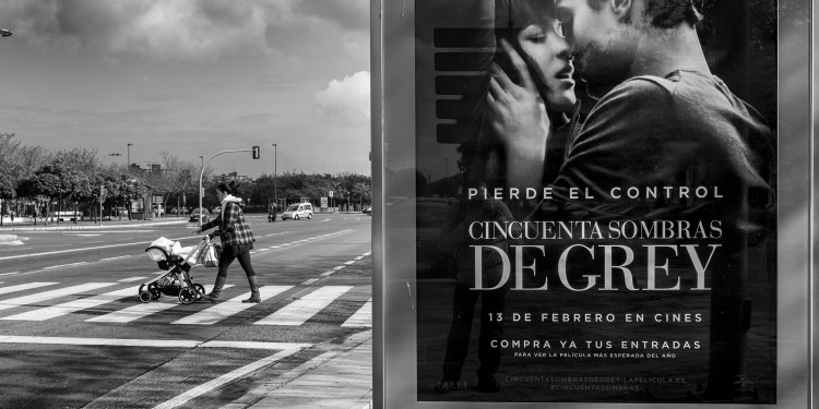 Sevilla Streets: Fifty Shades of Grey  © Eduardo A. Ponce | Flickr