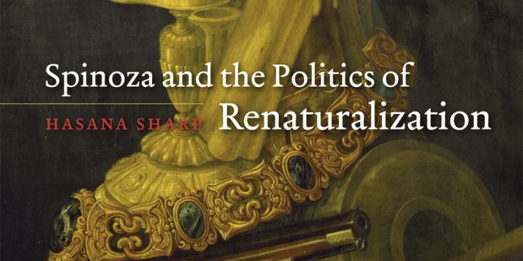 Book cover of Spinoza and the Politics of Renaturalization © University of Chicago Press | press.uchicago.edu