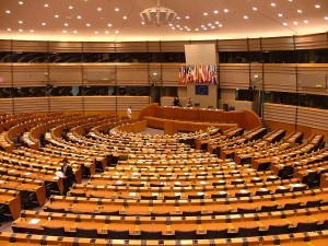 The Espace Leopold, the seat of the European Parliament in Brussels, 2007 © Alina Zienowicz | Wikimedia Commons