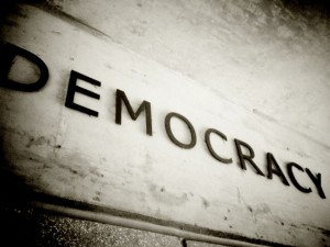 Democracy, July 25, 2010 © ydant | Flickr