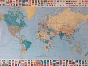 Outdated map, 2016 © china | Flickr