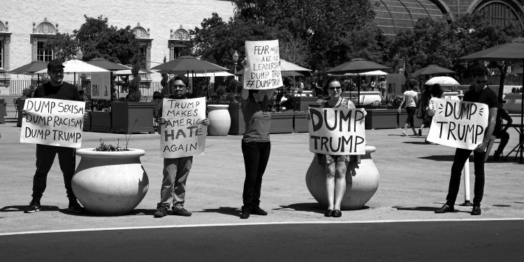 Dump Trump © Matthew Baldwin | Flickr