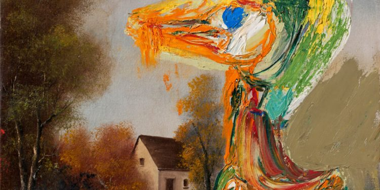 Asger Jorn, The Disquieting Duckling (1959)