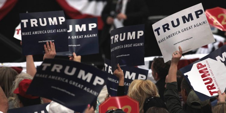 Donald Trump supporters © Gage Skidmore | Flickr