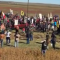Water Protectors at Standing Rock, 27th September 2016