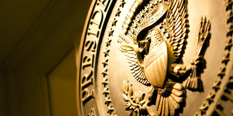 Presidential Seal © Dave Newman | Flickr