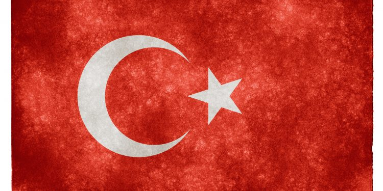 Turkey Grunge Flag © Nicolas Raymond | Flickr