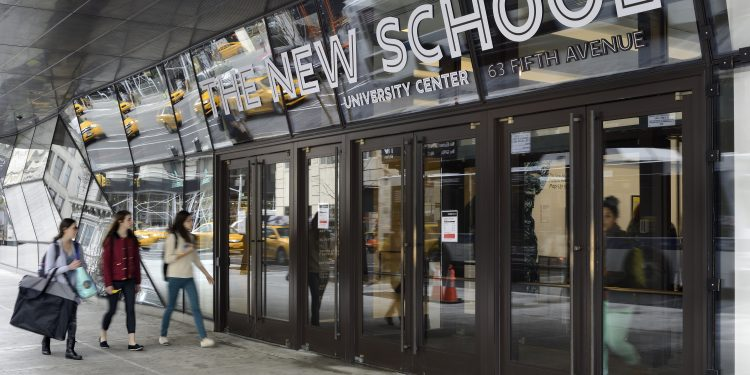 The University Center © The New School