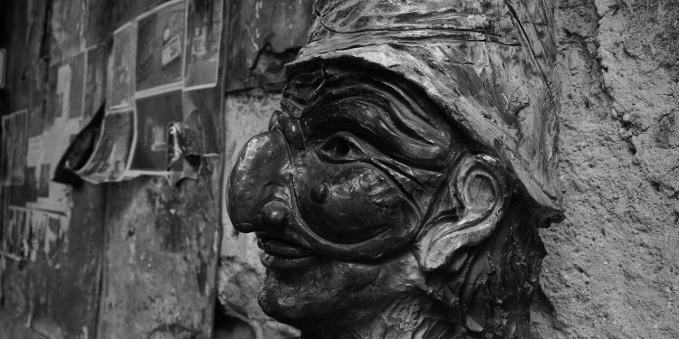Pulcinella © Nicola Prisco | Flickr