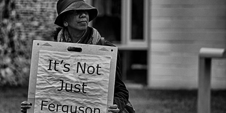7750 16th St NW Washington, DC 20012 Ferguson Solidarity Washington Ethical Society © Johnny Silvercloud | Flickr