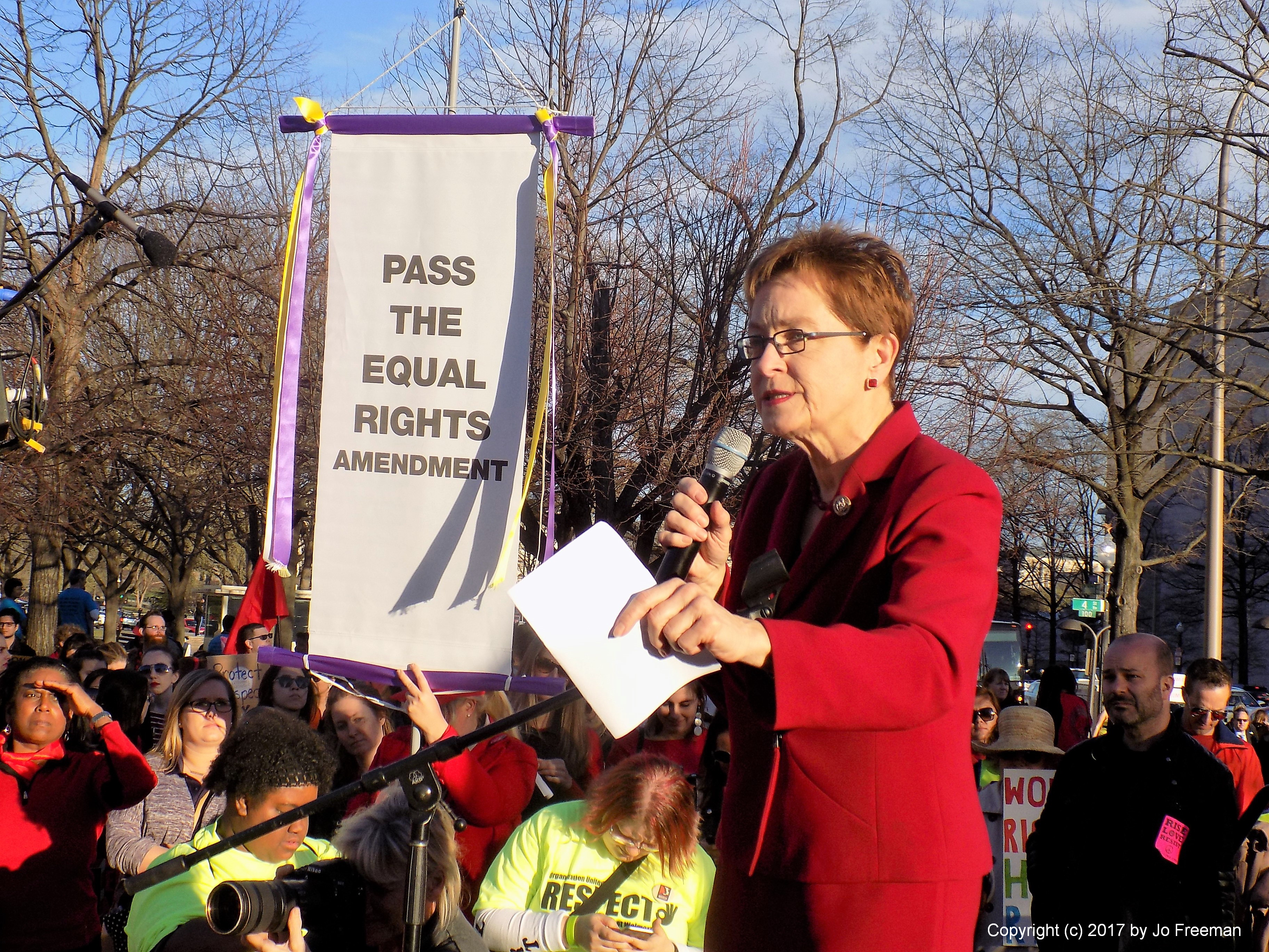 Rep. Marcy Kaptur D. OH