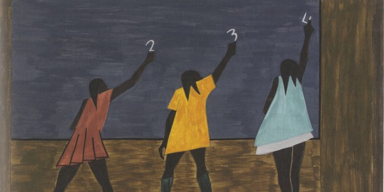 Migration Series, Panel 58  © Jacob Lawrence, 1941