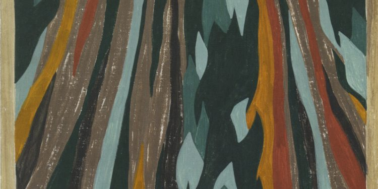 Migration Series, Panel 7 © Jacob Lawrence, 1941