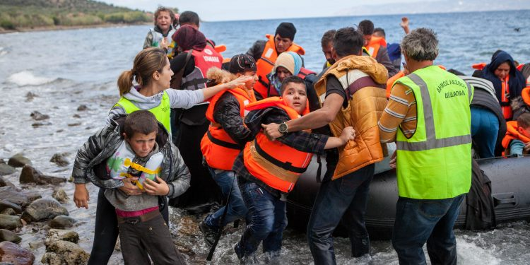 Refugee crisis in Europe © CAFOD Photo Library  | Flickr