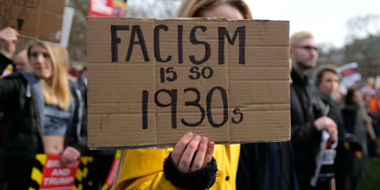 Fascism is so 1930s. © Alisdare Hickson | Flickr